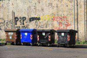 Cassonetti dei rifiuti
