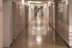 Ospedale - Corridoio