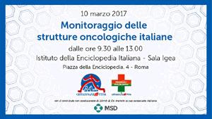 Strutture Oncologiche - Monitoraggio 2017