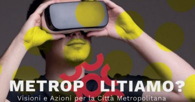 Metropolitiamo? la città innovativa