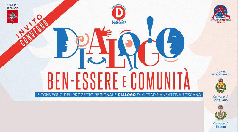 Dialogo: ben-essere e comunità. Primo convegno a Pitigliano